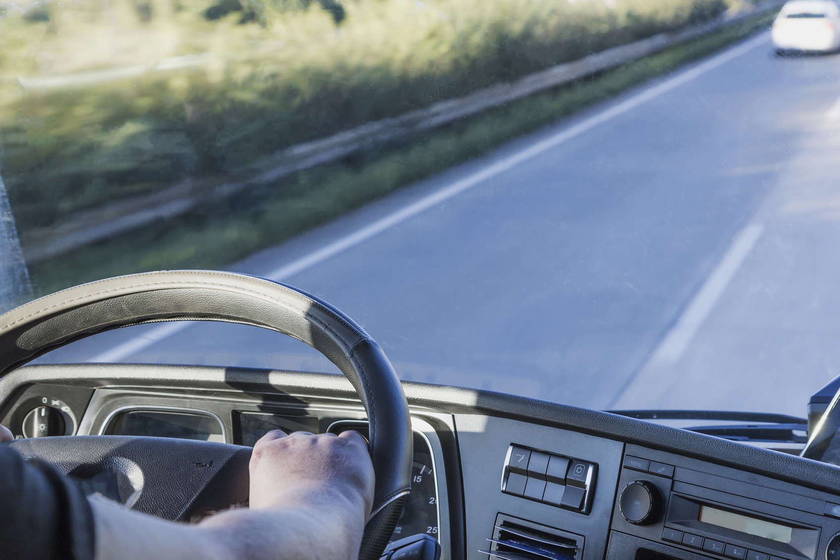 ECO-TIP: Use Cruise control at highway speed for a seven percent savings vs. 10 miles over the speed limit.